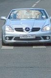 Mercedes-Benz Στοκ φωτογραφία με δικαίωμα ελεύθερης χρήσης
