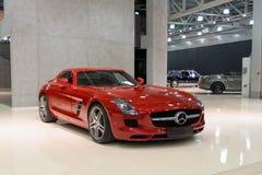 Mercedes-Benz Royaltyfri Foto
