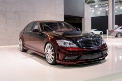 Mercedes-Benz Royaltyfri Fotografi
