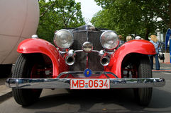 Mercedes-Benz 500K Special Roadster in 1936 Royalty Free Stock Photo