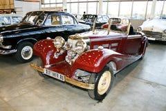 Mercedes-Benz 540K 1936 Stock Photos