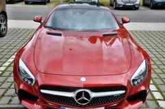 Mercedes-Benz Arkivfoto