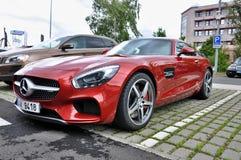 Mercedes-Benz Arkivbilder