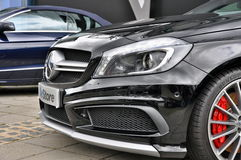 Mercedes-Benz Royaltyfria Bilder