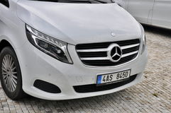 Mercedes-Benz Royaltyfri Foto