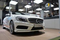 Mercedes - benz a200 fotografia stock