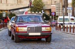 Mercedes Benz fotografie stock libere da diritti