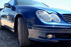 Mercedes Benz Royalty Free Stock Photos