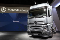 Mercedes Benz Actros 1851 LS Royalty Free Stock Images