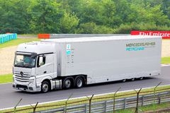 Mercedes-Benz Actros Stock Photos