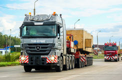 Mercedes-Benz Actros Stock Images
