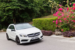 Mercedes-Benz A 45 AMG Obraz Stock