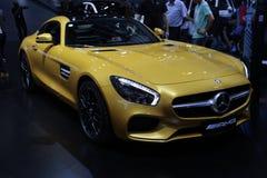 Mercedes Benz AMG Photographie stock libre de droits