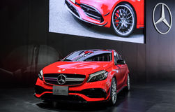 Mercedes-Benz A45 AMG Royalty Free Stock Image