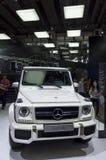 Mercedes-Benz AMG G63 Royalty Free Stock Photo