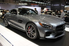 Mercedes-Benz AMG GT 2015 Photographie stock