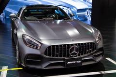 Mercedes Benz AMG GT stock afbeeldingen