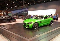 2019 Mercedes Benz AMG GTR Stock Image