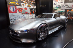 Mercedes-Benz AMG Vision Gran Turismo Royalty Free Stock Image