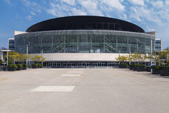 Mercedes-Benz Arena Royalty Free Stock Photo