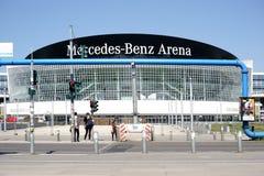 Mercedes-Benz Arena Berlin Stock Photos