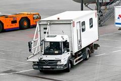 Mercedes-Benz Atego 1016 Imágenes de archivo libres de regalías