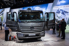 Mercedes Benz Atego 1223 K Stock Image