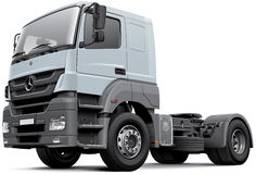 Mercedes-Benz Axor Royalty Free Stock Photo