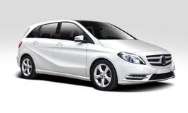 Mercedes Benz B200 CDI Royalty Free Stock Photo