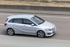 Mercedes Benz B Class Royalty Free Stock Image