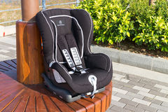 Mercedes-Benz Baby Seat Photo libre de droits