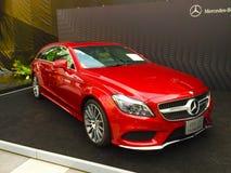 Mercedes Benz bil Royaltyfri Fotografi