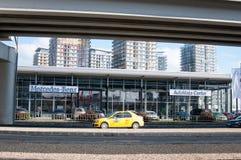 Mercedes-Benz Bucharest Imagen de archivo libre de regalías