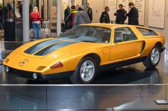 Mercedes-Benz C 111 Royalty-vrije Stock Fotografie