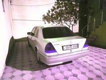 Mercedes-Benz c240 Obrazy Royalty Free