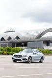 Mercedes-Benz C 250 AMG 2014 Royalty Free Stock Photo