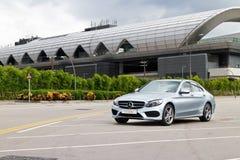 Mercedes-Benz C 250 AMG 2014 Stock Image