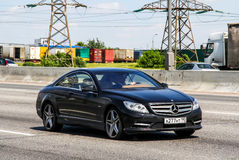 Mercedes-Benz C216 CL-class Stock Image