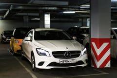 Mercedes-Benz C117 CLA200 Stock Afbeeldingen