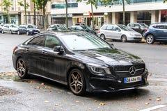 Mercedes-Benz C117 CLA-class Stock Photos