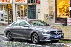 Mercedes-Benz C117 CLA-class Royalty Free Stock Photos