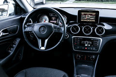 Mercedes-Benz C117 CLA200 Royalty Free Stock Photography