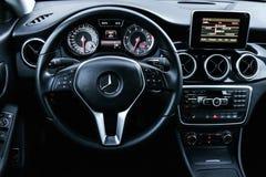 Mercedes-Benz C117 CLA200 Stock Photo