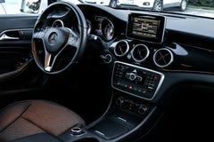 Mercedes-Benz C117 CLA200 Royalty Free Stock Photos