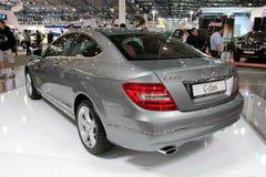 Mercedes-Benz C-class Stock Image