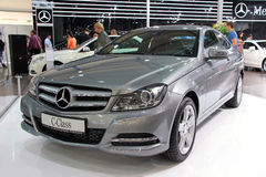 Mercedes-Benz C-class (C 250) Stock Photos