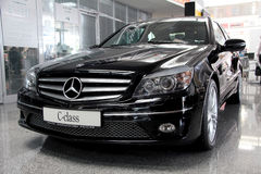 Mercedes-Benz C-class (CLC 200 Kompressor) Stock Photography
