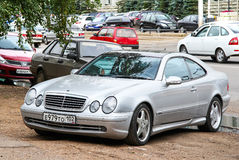 Mercedes-Benz C208 CLK-class Royalty Free Stock Photography