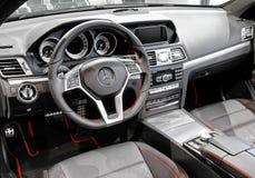 Mercedes-Benz C207 E-class Stock Photos