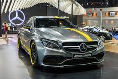 Mercedes-Benz C 63 S Royalty Free Stock Photo
